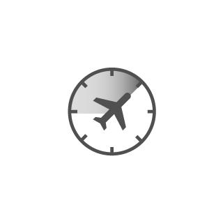 Opóźniony samolot